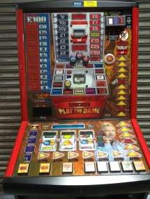 Deal or No Deal - Lucky Streak - £100 Fruit Machine - Note Acceptor