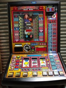 Make or Break - Deal or no Deal - Latest £100 Jackpot Pub Fruit Machine