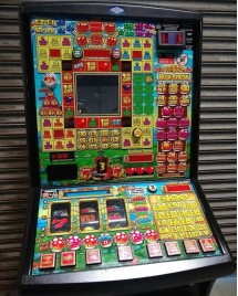 Luck of the Irish - Latest £100 Pub Fruit Machine
